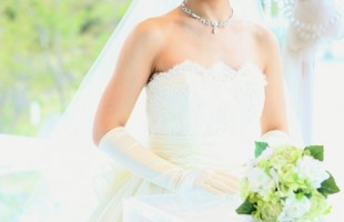 5月挙式の花嫁様