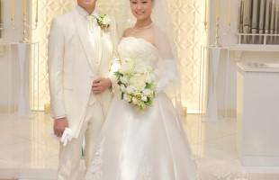 今月挙式の花嫁様♪