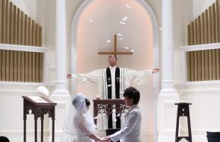 先日の花嫁様