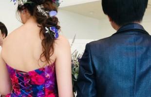 花嫁様のお写真!